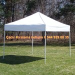 Çadır kamp çadırı kiralama Çadırcı İletişim ; 0 544 929 08 35
