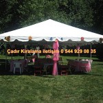 çadır çardak kiralama Çadırcı İletişim ; 0 544 929 08 35