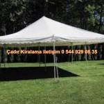 çadır kiralama ürünleri Çadırcı İletişim ; 0 544 929 08 35