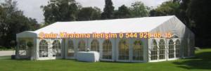 çadır kiralama firmaları fiyatları Çadırcı İletişim ; 0 544 929 08 35