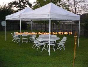çadır kiralama ucuz görsel Çadırcı İletişim ; 0 544 929 08 35