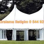 Büyük Çadır kiralama Çadırcı İletişim ; 0 544 929 08 35