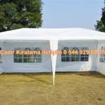 Kiralık Çadır tente Çadırcı İletişim ; 0 544 929 08 35