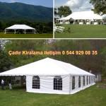 Kubbeli Çadır kiralık Çadırcı İletişim ; 0 544 929 08 35