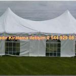 Piknik Çadırı kiralık Çadırcı İletişim ; 0 544 929 08 35