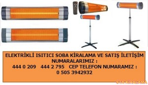 elektrikli-kiralik-ufo-isitici Isıtıcı soba kiralama İletişim ; 0 544 929 08 35