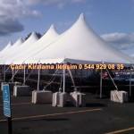 kiralık Kamelya Çadırcı İletişim ; 0 544 929 08 35