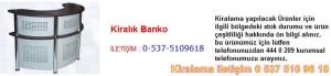 kiralık banko Resim No ; 51