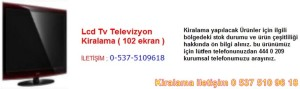 lcd televizyon tv kiralama Resim No ; 75