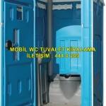 mobil portatif wc tuvalet kabini kiralama kiralama İletişim ; 0 544 929 08 35