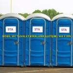 mobil portatif wc tuvalet kabini kiralama satış kiralama İletişim ; 0 544 929 08 35