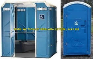 mobil tuvalet wc kabini satış fiyatı kiralama İletişim ; 0 544 929 08 35
