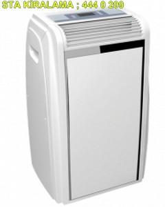 portatif mobil klima kiralama