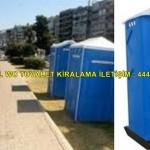portatif seyyar mobil wc tuvalet kiralama İletişim ; 0 544 929 08 35