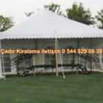 ucuz çadır kiralama çeşitleri Çadırcı İletişim ; 0 544 929 08 35