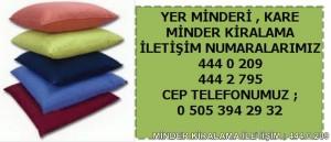 yer-minderi-kiralama-kare-minder-kiralik Armut Minder kiralama İletişim ; 0 544 929 08 35